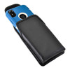 iPhone X Belt Case fits OTTERBOX DEFENDER Case Black Holster Rotating Belt Clip, Vertical