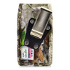 Greatcall Jitterbug Flip CAMO NYLON Vertical Holster with Magnetic Closure Heavy Duty Rotating Belt Clip