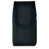 3.6 X 1.75 X 1 in -  Holster Metal Belt Clip Case Pouch Nylon