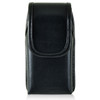 3.6 X 1.75 X 1 in -  Holster Metal belt Clip Case Pouch Leather
