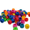 Accessory Pack for Face Masks - Vibrant Beads, Head Wrap and Rubber Bands