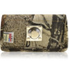 6.75 X 3.87 X 0.87in - Camouflage 2XL Nylon Horizontal Holster, Metal Belt Clip