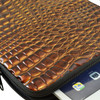 Essential Gear Universal Tablet Croc Golden Brown