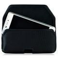 BLU Vivo Air Nylon Holster Case Metal Belt Clip