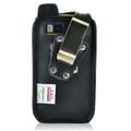 Sonim XP7 Heavy Duty Leather Fitted Case, Metal Belt Clip by Turtleback