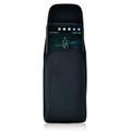 LG V10 Vertical Nylon Holster Case Metal Belt Clip