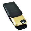 Mophie Juice Pack iPhone 6S Belt Clip Case Juice Pack Air, Plus, Ultra, Space, iPhone 6S Holster with Heavy Duty Metal Rotating Belt Clip - Vertical Black Leather Pouch Magnetic Flap Closure
