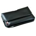 PhoneSuit Elite 6 Holster Metal Belt Clip Case Pouch Leather Horizontal Turtleback