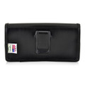 Galaxy S8 Plus Holster Black Belt Clip Otterbox Defender Pouch Leather