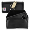 Galaxy S8 Leather Holster Metal Belt Clip Otterbox Commuter