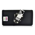 Motorola Moto Z2 Force Holster Metal Belt Clip Case Pouch Nylon