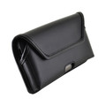 Galaxy S10 Leather Holster Case Metal Belt Clip