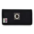 Galaxy S10+ Nylon Holster Case Metal Belt Clip