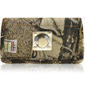 5.25 X 2.75 X 0.62in - Camouflage Nylon Horizontal Holster, Metal Belt Clip