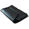 Samsung Galaxy Note 5 Leather Holster, Black Belt Clip