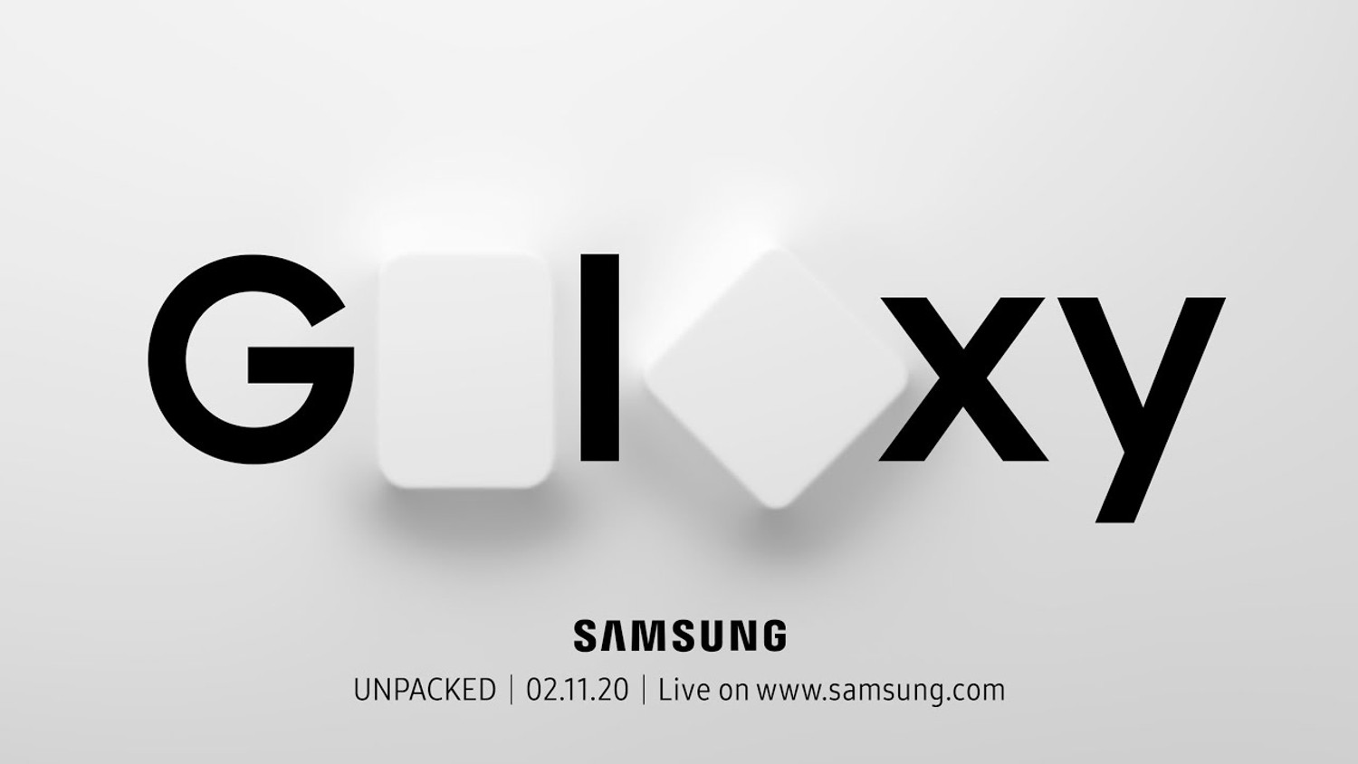Samsung's set to Unveil the new S20 family in less than a month!