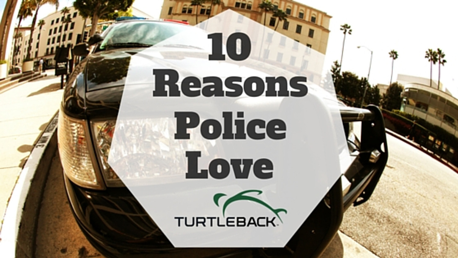 10 Reasons Police Love Turtleback