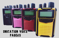 Unication Voice Pagers: The standard in Firefighter Communication