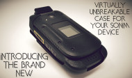 Why the Brand New Balastec™ Holster is the Best on the Market for your Sonim Xp3, Xp5S, and Xp8!