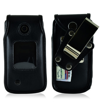 LG Terra VN 210 Leather Fitted Case, Metal Belt Clip