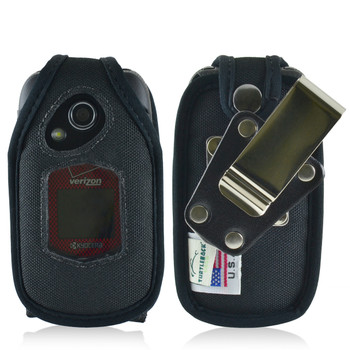 Kyocera DuraXV+ Plus Nylon Fitted Case, Metal Belt Clip