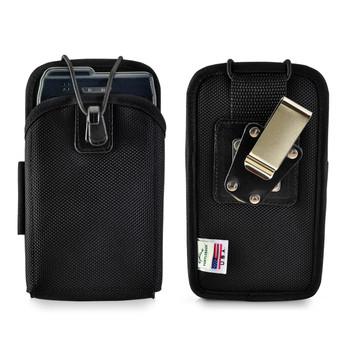 """Intermec CN3 Mobile Computer Case Nylon 2 Belt Clips, Metal Clip/Belt Loop Fits 6 1/2""""X 3 3/8""""X 1 1/2"""""""