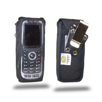 Kyocera DuraPlus E4233 Heavy Duty Nylon Case with Rotating Metal Clip