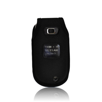LG Revere Heavy Duty Nylon Phone Case with Rotating Metal Belt Clip