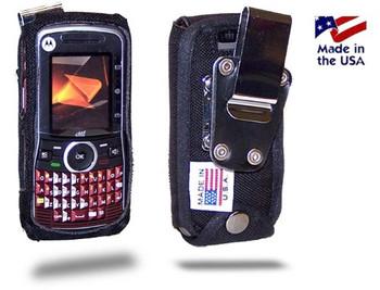Motorola i465 Clutch  Heavy Duty Cell Phone Case