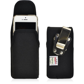 iPhone 5/5S/SE (1st Gen) Vertical Nylon Rotating Clip Holster