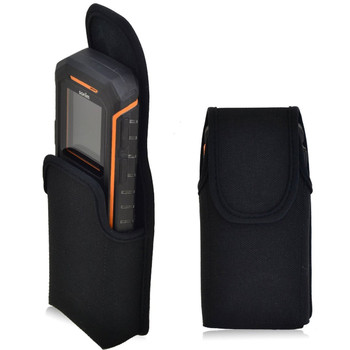Sonim XP3405 SHIELD Vertical Nylon Holster Pouch, Metal Belt Clip by Turtleback