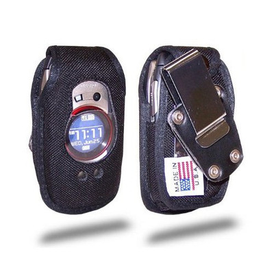 Casio Gzone Boulder C711  Heavy Duty Cell Phone Case with Rotating Metal Belt Clip