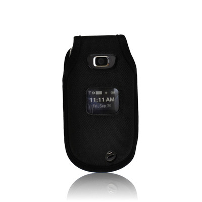 LG Revere Heavy Duty Nylon Phone Case with Rotating Metal Belt Clip