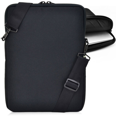 Laptop Sleeve - 13 inch | Padded, Water Resistant, Extra Pocket - Made in USA