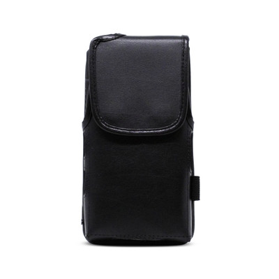 Turtleback JVC Kenwood KWSA80K Leather Vertical Phone Holster Pouch Case, Metal Belt Clip