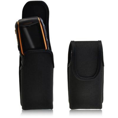 Sonim XP5560 XP1520 Bolt IS SL Vertical Nylon Holster Pouch, Metal Belt Clip by Turtleback