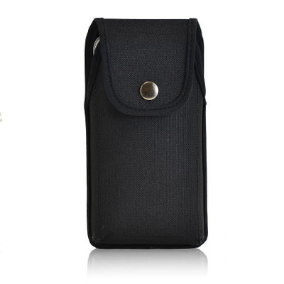 Universal Vertical Nylon Holster Case, Metal Belt Clip