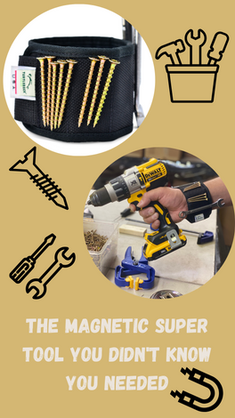 The Magnetic Super Tool You Didn't Know You Needed