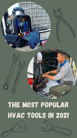 The Most Popular Tools Within The HVAC Field