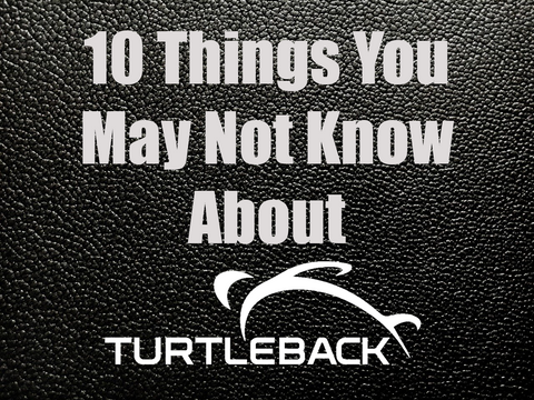 10 Things You May Not Know About Turtleback Case
