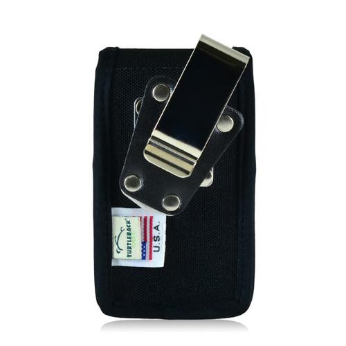 Blackberry 8520 9360 9700 Nylon Holster, Metal Belt Clip