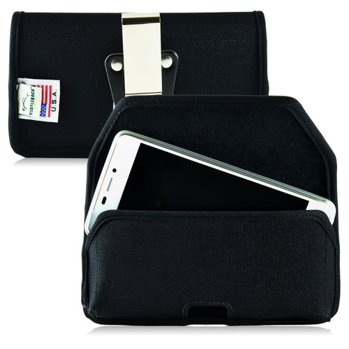 BLU Vivo Air Nylon Holster Case Metal Belt Clip