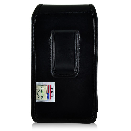 BLU Advance 4.0 Vertical Leather Holster Case Clip