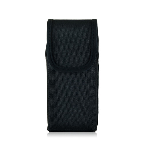 Sonim XP5 Vertical Nylon Holster Pouch, Metal Belt Clip by Turtleback