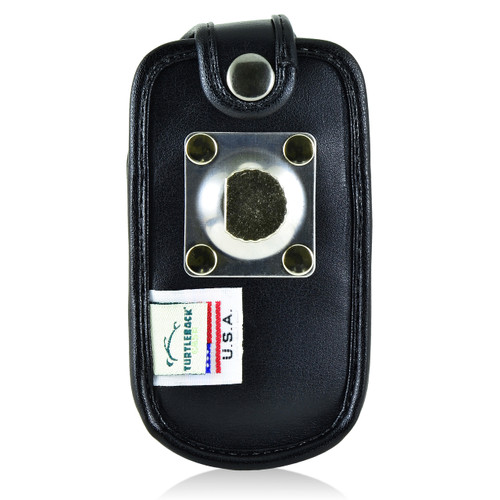 Kyocera DuraXE E4710 Fitted Leather Case, Metal Belt Clip