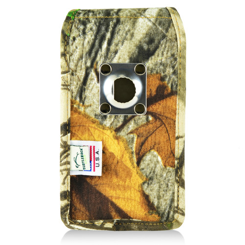 iPhone 6/6S Extended  Vertical Camo Rotating Clip Holster