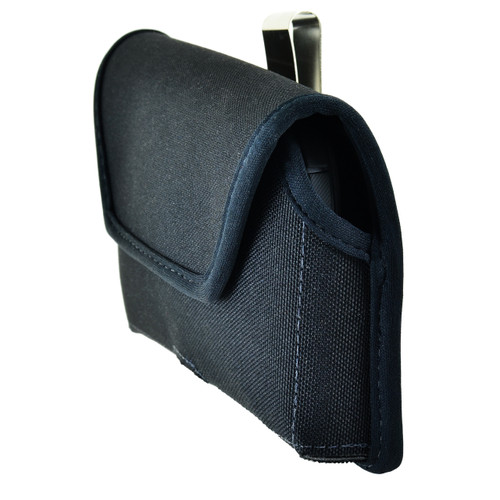 Galaxy S7 Extended Horizontal Nylon Rotating Clip Holster