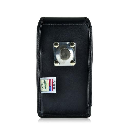 Turtleback LG G5 Vertical Leather Holster Case, Metal Belt Clip