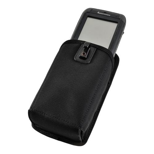 "Intermec CN70 Mobile Computer Case Nylon Holster 2 Belt Clips, Metal Clip/Belt Loop Fits 6 3/4""X 3 1/4""X 1 1/2"""