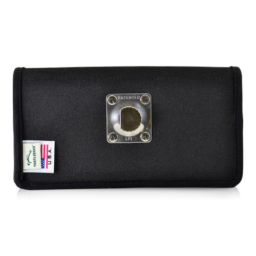 Google Pixel 2 XL Belt Case Fits Slim Case Black Nylon Heavy Duty Rotating Belt Clip